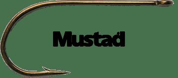 Anatomy of a Fishing Hook mustad viking