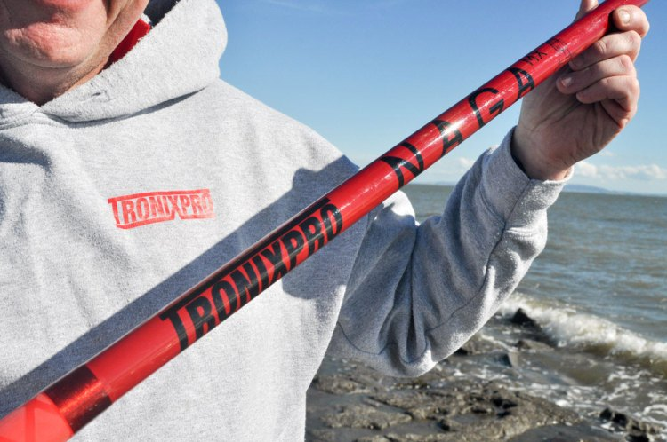 tronixpro rods the naga mx