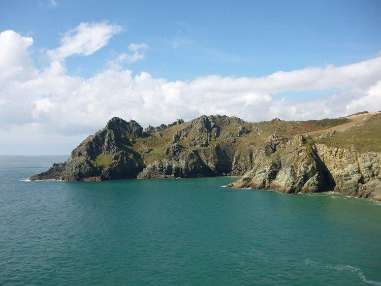 Locating South Devon Bass – Gammon Head southe Devon