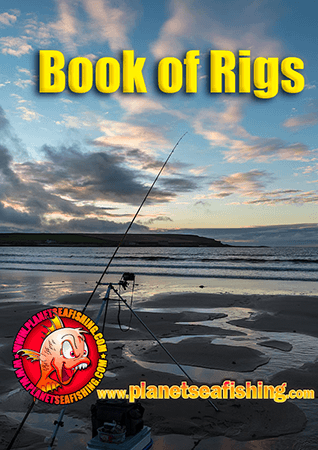 Planets Sea Fishing Book of Rigs