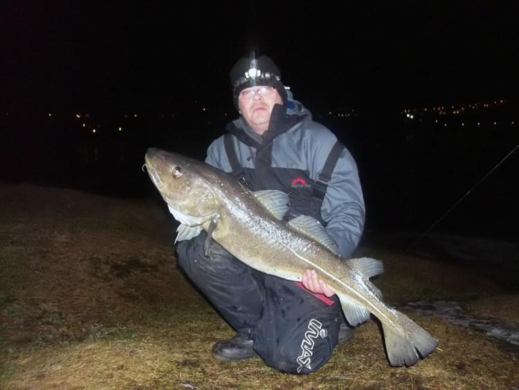24lb shore cod