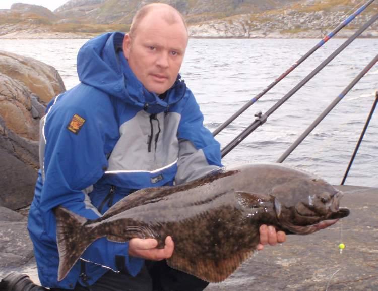John with halibut