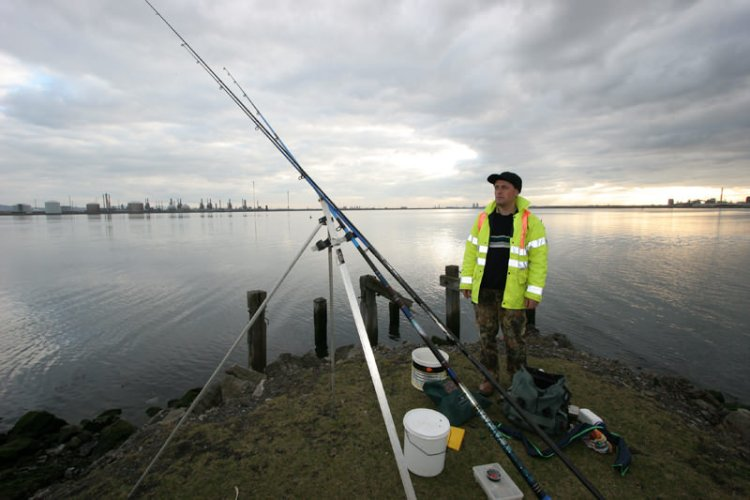 tyne flounder fishing