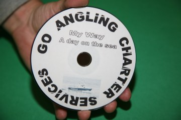 the GO Angling DVD from Gethyn Owen