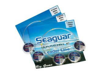 seaguar fluorocarbon line and leader