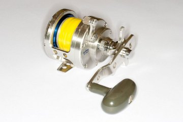 Daiwa Saltiga Z30 multiplier reel