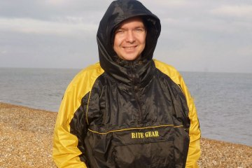 Rite Gear Smock hood up