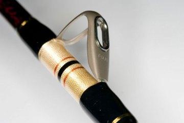 Shimano Antares BX Braid 20-30lb rod butt guide