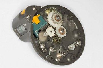 Shimano Tekota 300LC reel line counter mechanism