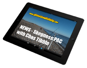 Skegness Pier Angling Club with Chas Tibble