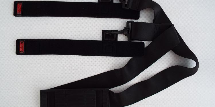 The Tronixpro Wrap and Strap