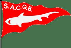 Shark ANgling Club of Great Brain Logo