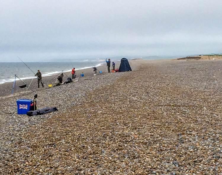 cley beach norfolk