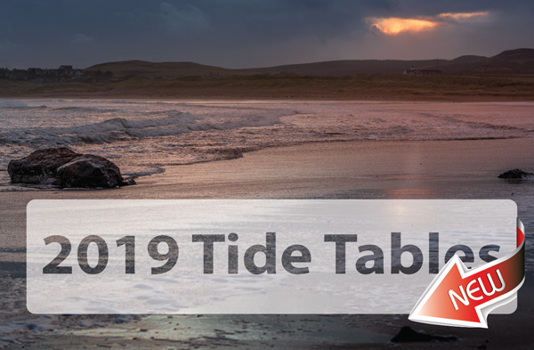 2019 tide tables