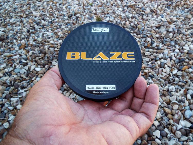 Blaze spool
