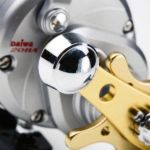 Daiwa Saltist level-wind reel star drag