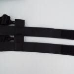 The velcro fastenings on the Strap