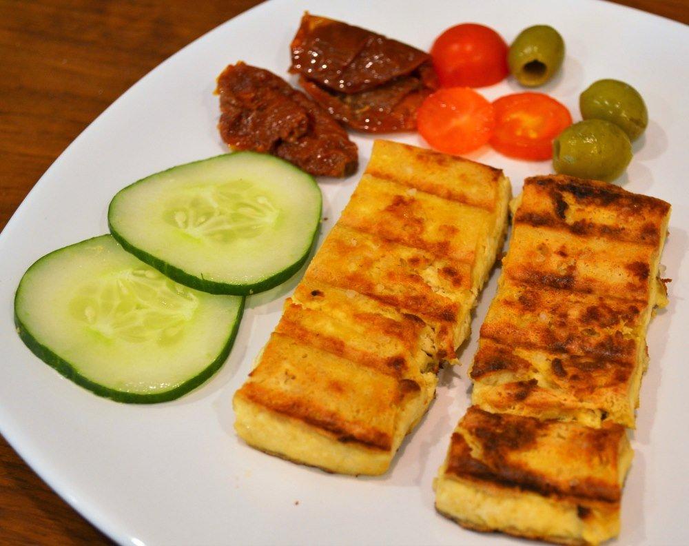 Recipe: Vegan Halloumi | Planet Veggie