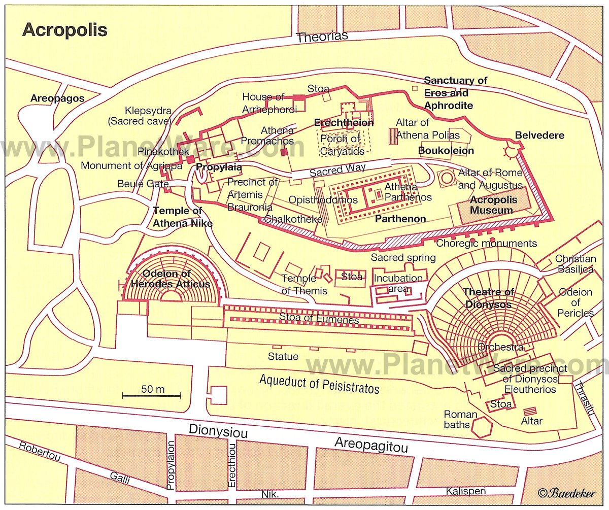 Visiting The Acropolis In Athens The Essential Guide