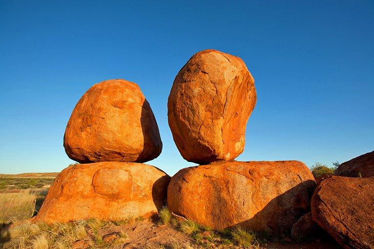 australia northern territory karlu karlu devils marbles conservation reserve - ¿Sabes qué es y dónde se ubica Karlu Karlu?
