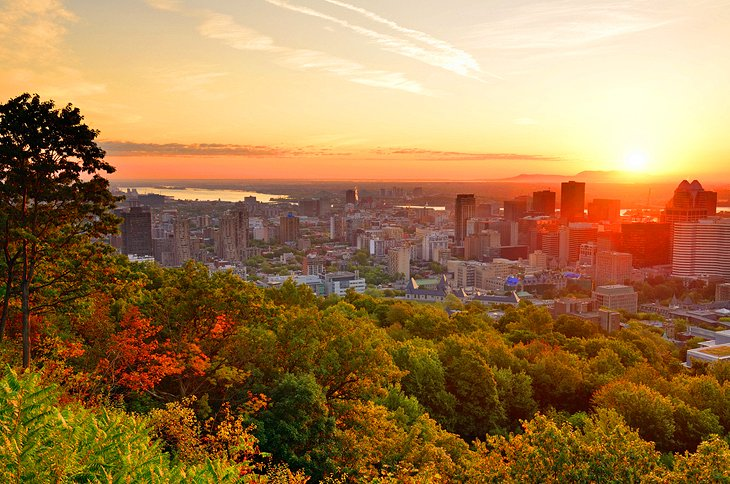 Montreal Top 10 Attractions