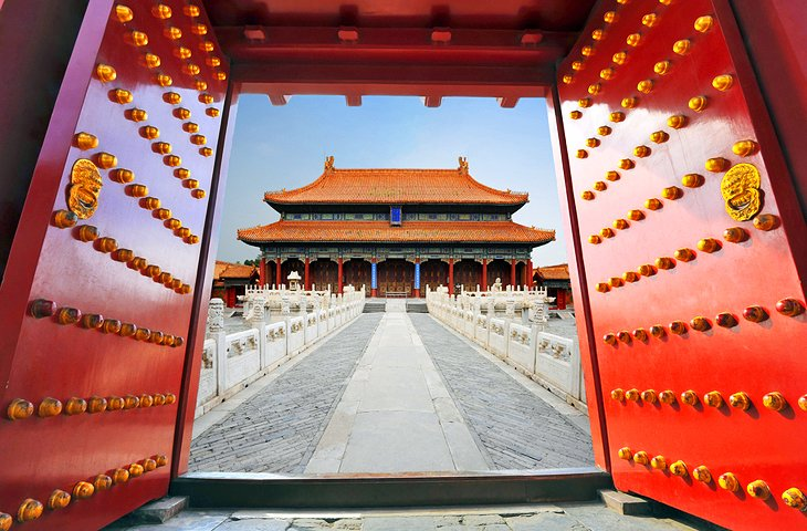 The Imperial Palace and the Forbidden City