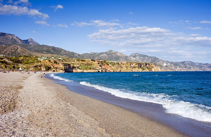 Пляжи Коста-дель-Соль