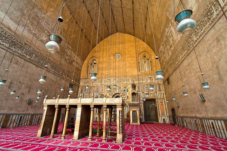 Sultan Hassan Mosque