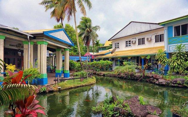 Pacific Harbour, Viti Levu