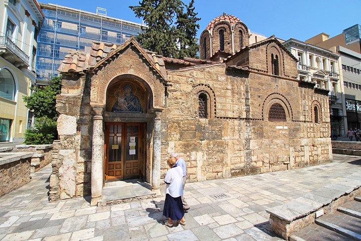 Panaghia Kapnikaréa Church