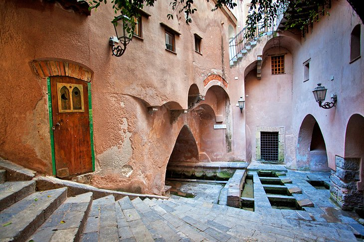 Image result for cefalu medieval laundry