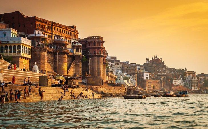 The Holy City of Varanasi