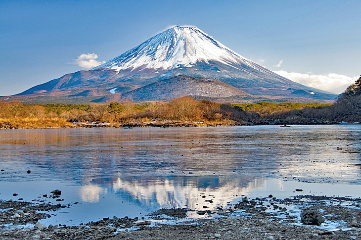 There are four different trails to climb. Exploring Mount Fuji A Visitor S Guide Planetware
