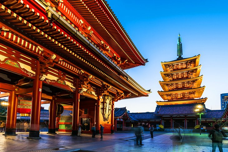 Tokyo Japan Best Places To Visit | Best in Travel 2018