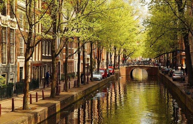 Cosa vedere nei Paesi Bassi Esplorando i canali di Amsterdam
