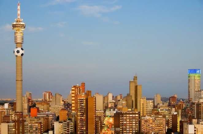 Johannesburg and Pretoria, Gauteng