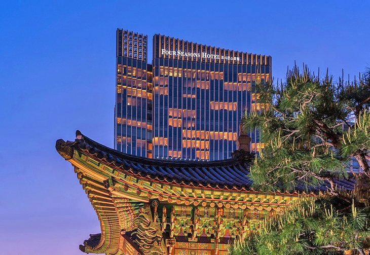 14 Top Rated Hotels In Seoul Planetware