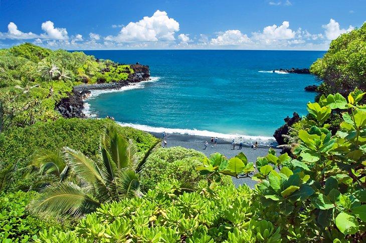 Dünyada Gezilecek Yerler Maui Hawaii