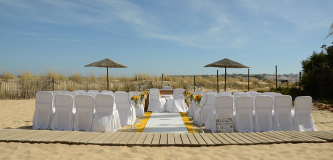 wedding chair hire algarve material for upholstering chairs planet weddings holidays planners in cyprus greece portugal italy malta gozo france croatia hotels beach