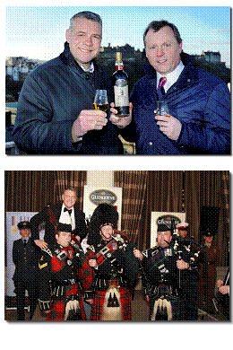 Scotland rugby legend Scott Hastings Drams Up charity