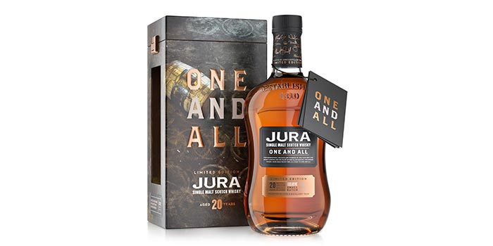 Jura Celebrates Island Community With One And All Release