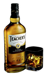 Latest Whisky News  Teachers Whisky  Become top of the