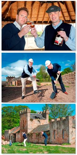 Wemyss family starts building Kingsbarns Distillery in