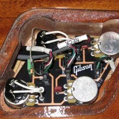 Gibson Les Paul 50 S Wiring Diagram Block Of Solar Energy The Overall Guitar Circuit  Planet Z