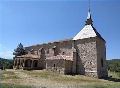 Ermita Virgen de los Enebrales Tamajón