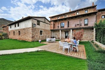 Casas rurales en Albarracin