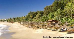 Playas de Marbella