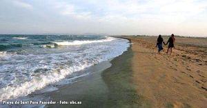 Playa de Sant Pere Pescador