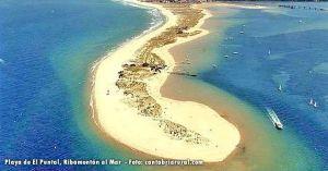 Playa El Puntal Cantabria