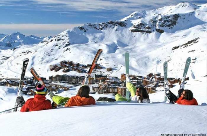 Estación de esquí Val Thorens